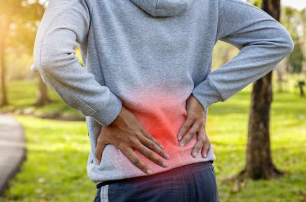 Low back pain facts